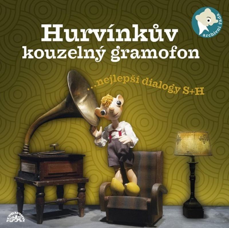 Divadlo Spejbla a Hurvínka - Hurvínkův kouzelný gramofon CD