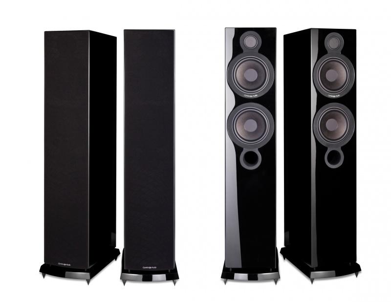 Cambridge Audio Aeromax 6 - Black gloss