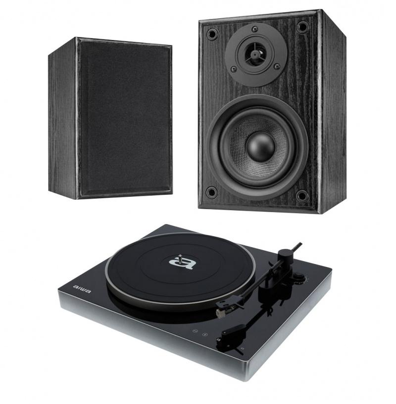 aiwa APX-680BT + Dual LS 100