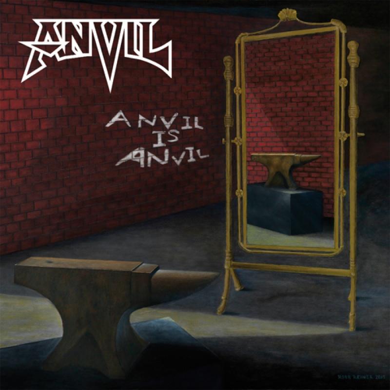 Anvil - Anvil Is Anvil CDG