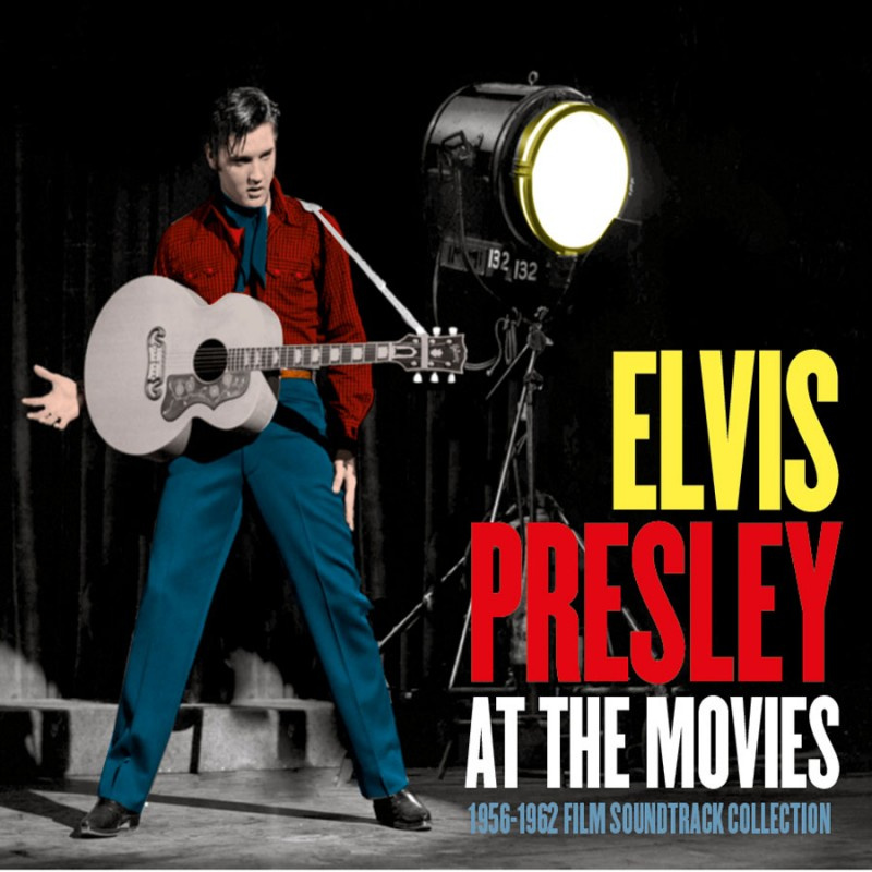 Elvis Presley - At The Movies 1956-62 - Film Soundtrack Collection 3CD