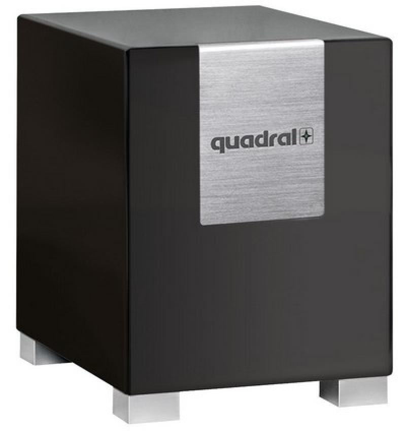 quadral qube 8 aktiv ierna matn gramofony. Black Bedroom Furniture Sets. Home Design Ideas