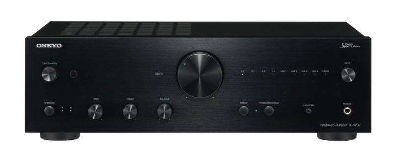 Onkyo A-9150 Black