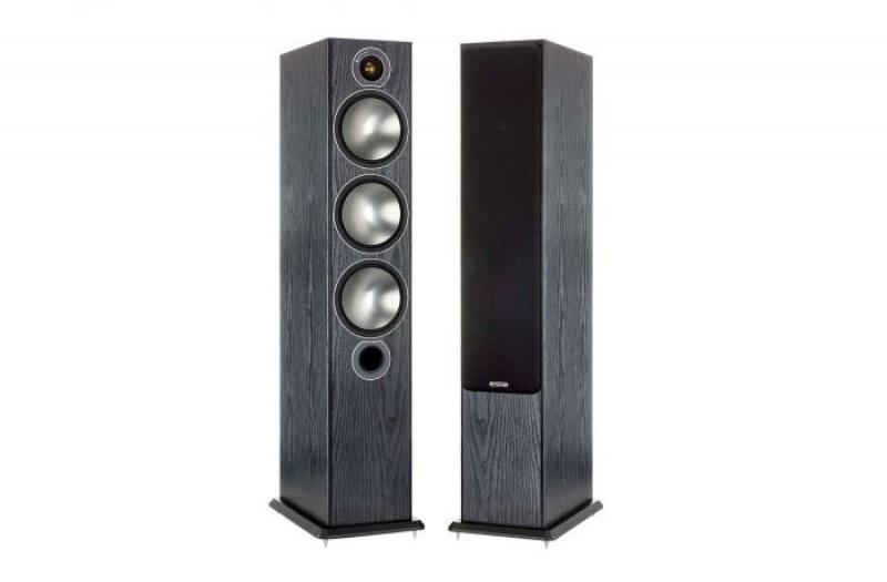 Monitor Audio Bronze 6  Black Oak
