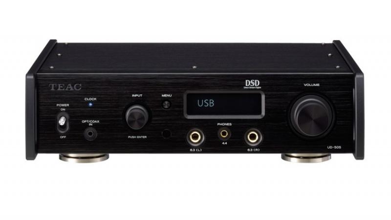 Teac UD-505 Black