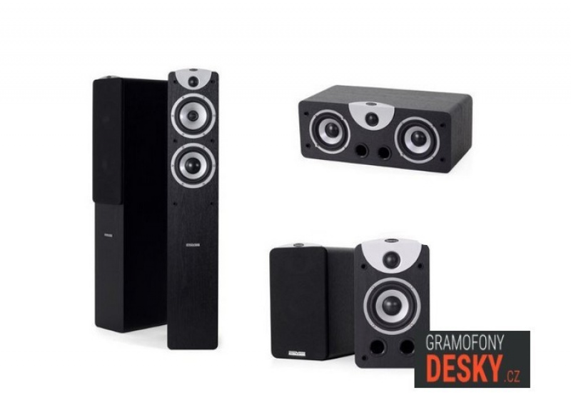 Dynavoice Magic HOME CINEMA SET 5 Black