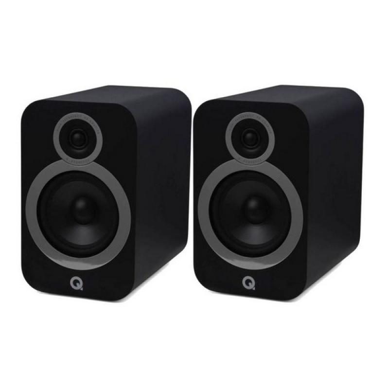 Q Acoustics 3030i Carbon Black