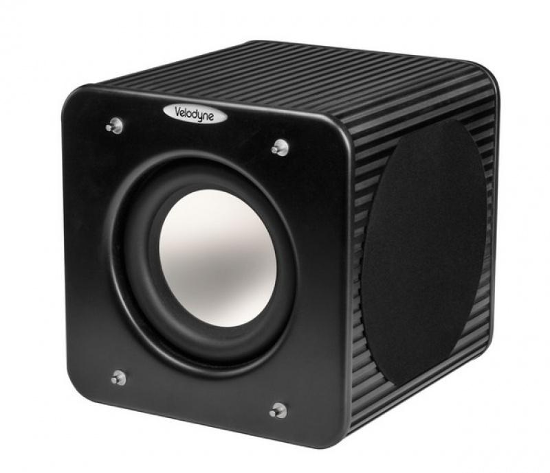 Velodyne Acoustics MicroVee MK2 Black