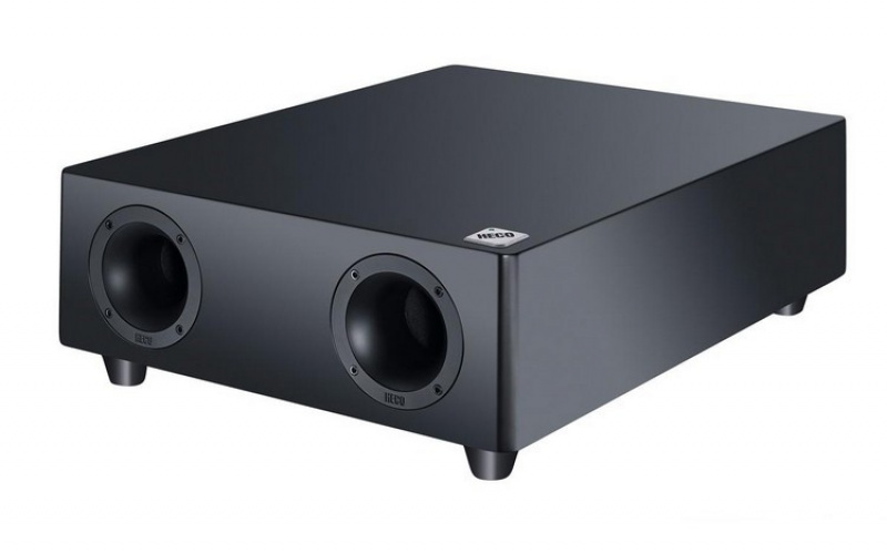 Heco Ambient 88 F Black