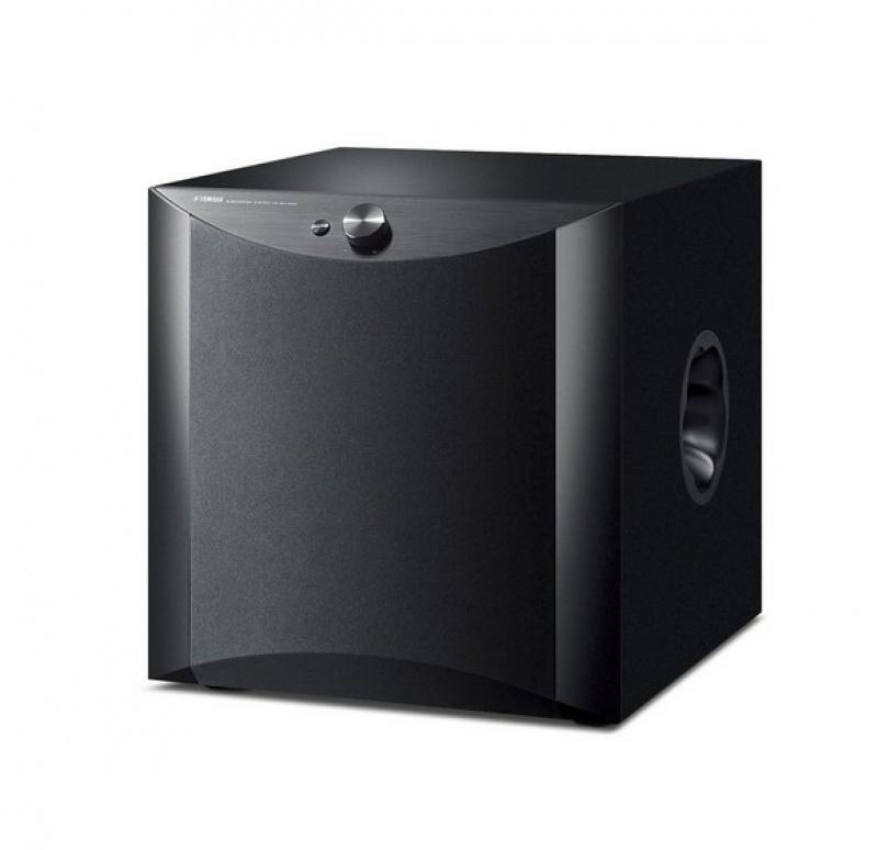 Pokud máte sub- woofer s přímým (koaxiálním) zvukovým vstupem a zesilovač s výstupem pro subwoofer, připojte subwoofer samostatně a nepřipojujte přes něj.