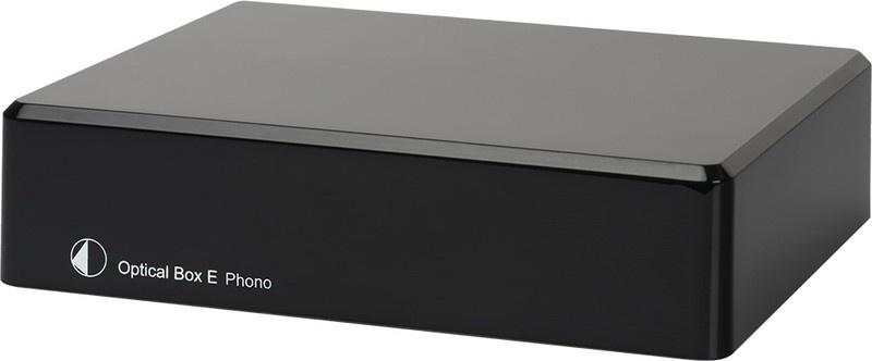 Pro-Ject Optical Box E Phono - Black