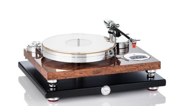Acoustic Solid 113 Bubinga Hochglanz + Černý soundboard