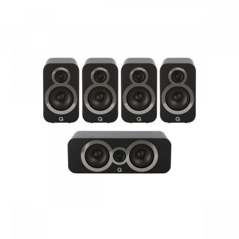 Q Acoustics 3010i 5.0 Carbon Black
