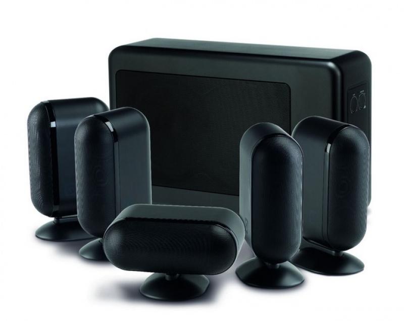 Q Acoustics 7000i 5.1 SLIM Black