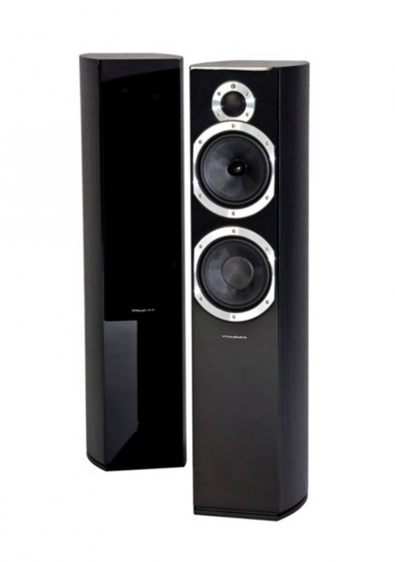 Wharfedale Diamond 10.6 - black