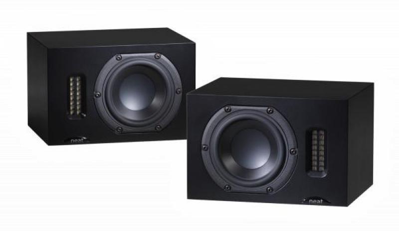 Neat Acoustics IOTA Satin Black