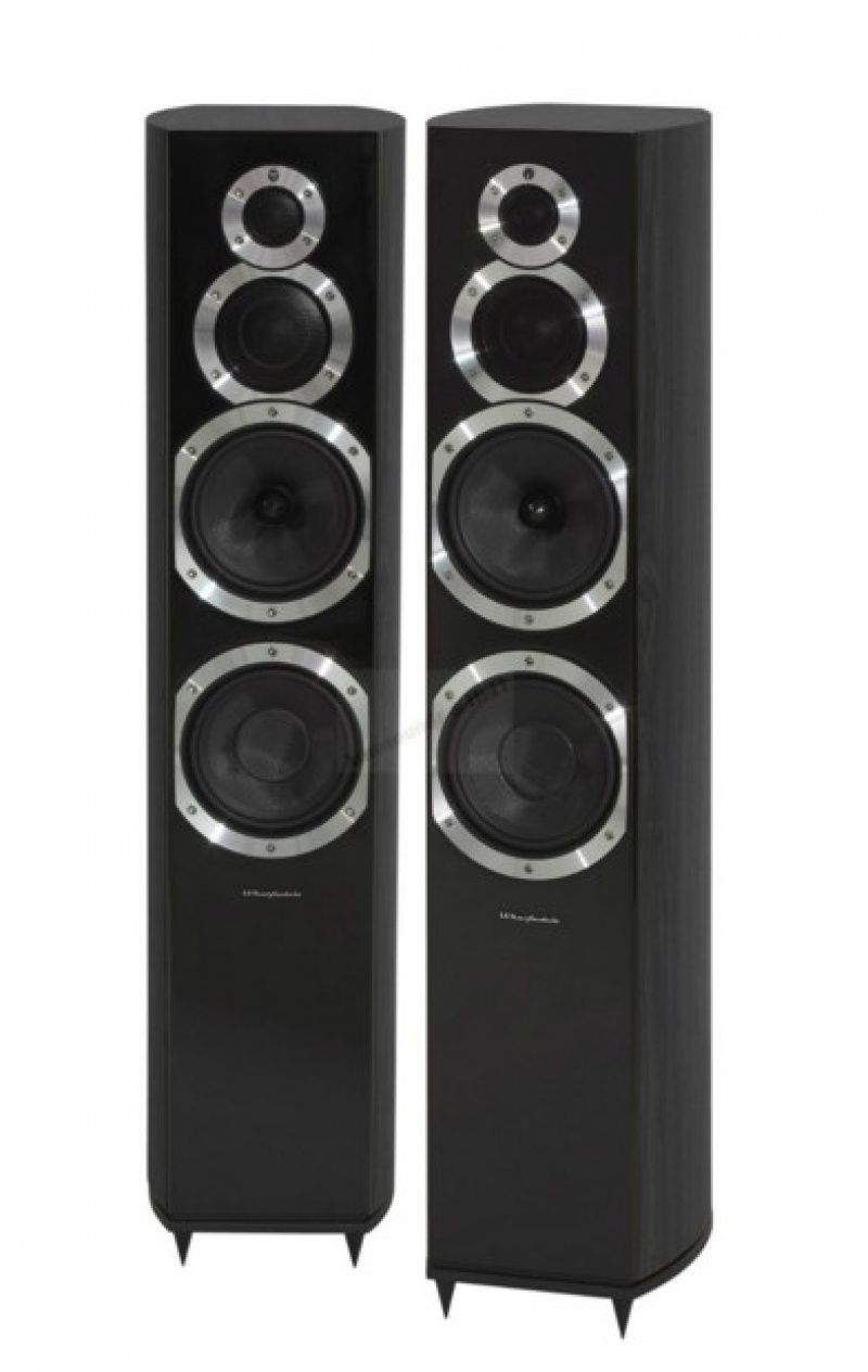 Wharfedale Diamond 10.7 - black