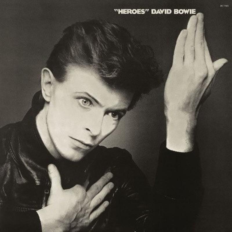 David Bowie - Heroes (2017 Remastered Version) LP