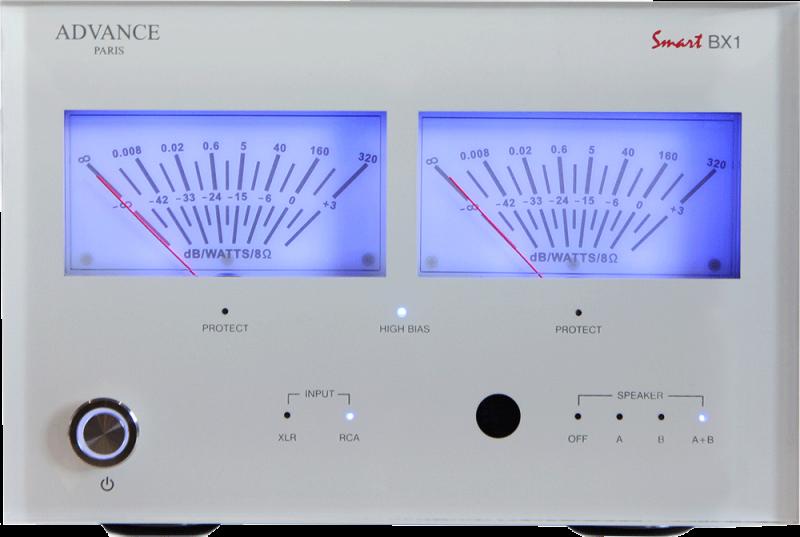 Advance Acoustic BX1 - white