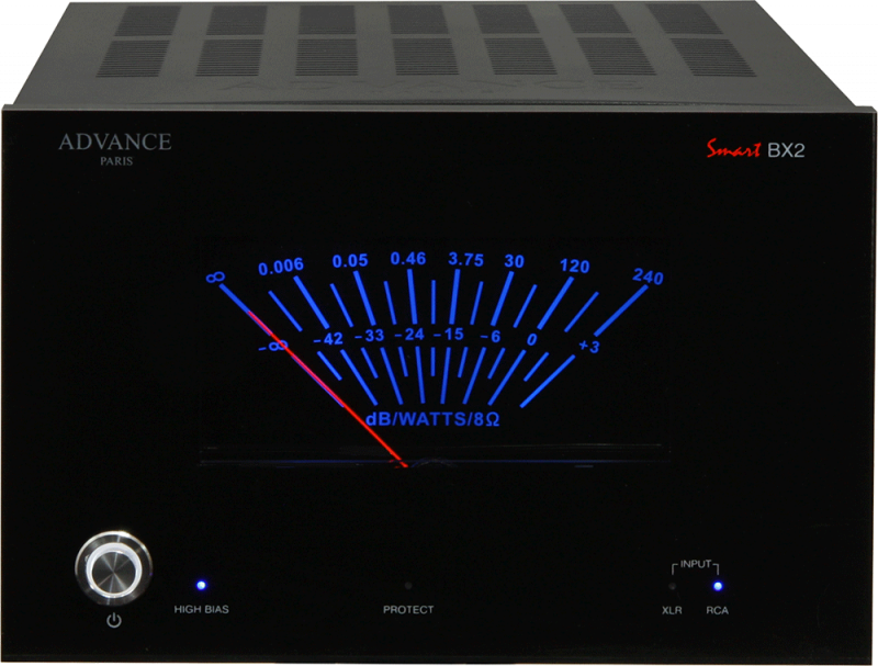 Advance Acoustic BX2 - black