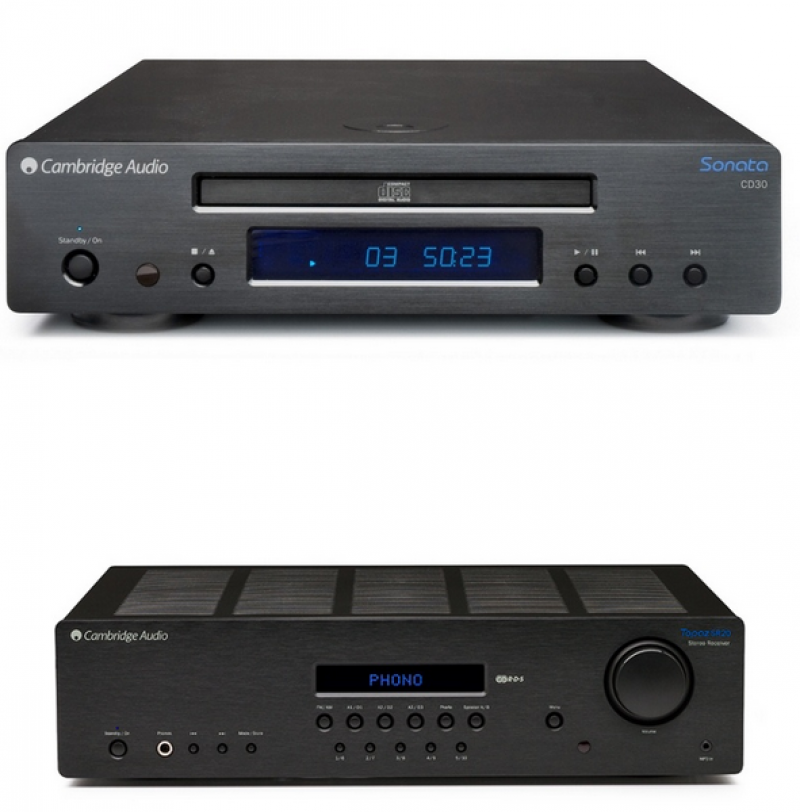 Cambridge Audio Topaz SR20 + Sonata CD30