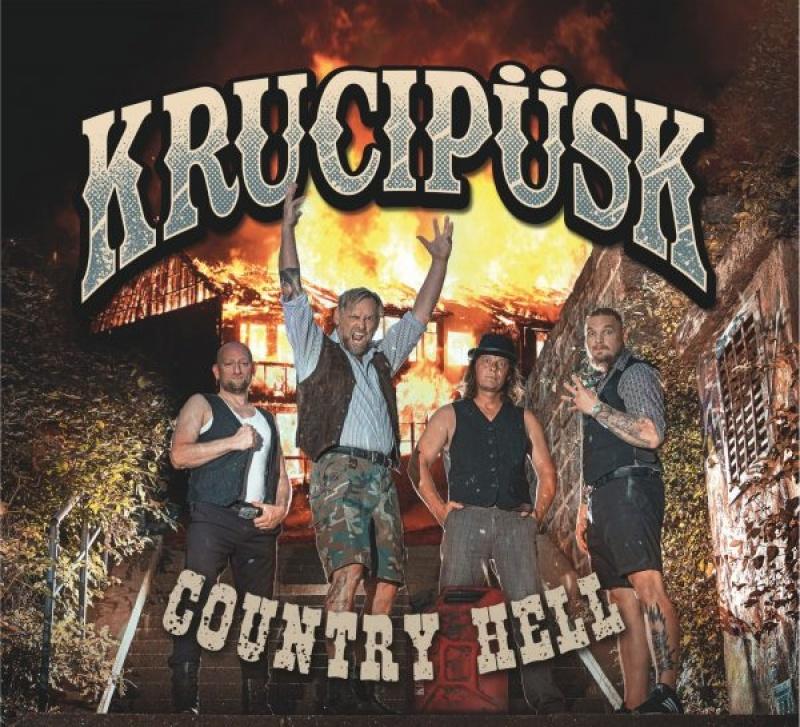 Krucipüsk - Country Hell CD
