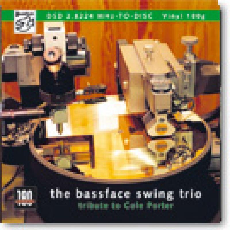 The Bassface Swing Trio - Tribute To..., Feat. Barbara Bürkle (Voc.) - LP