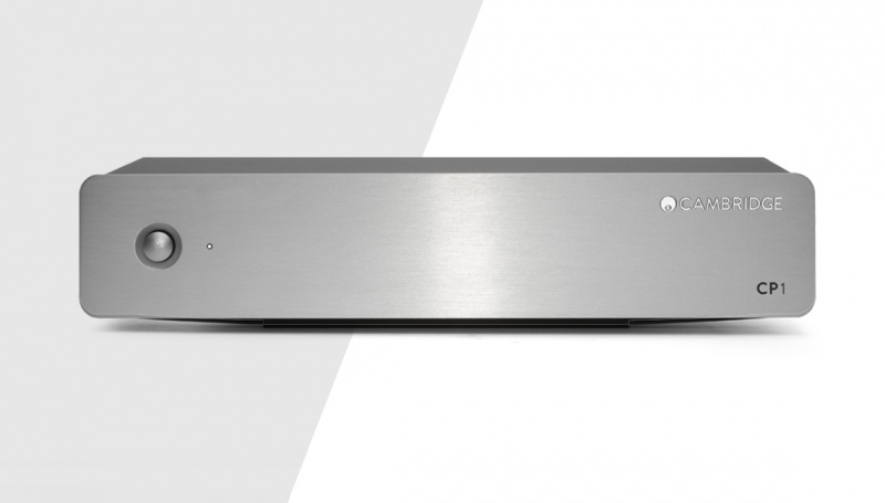 Cambridge Audio CP1 - stříbrná