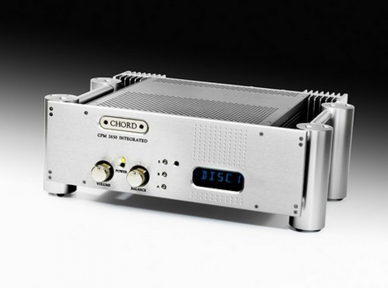 Chord Electronics CPM 2650 Silver