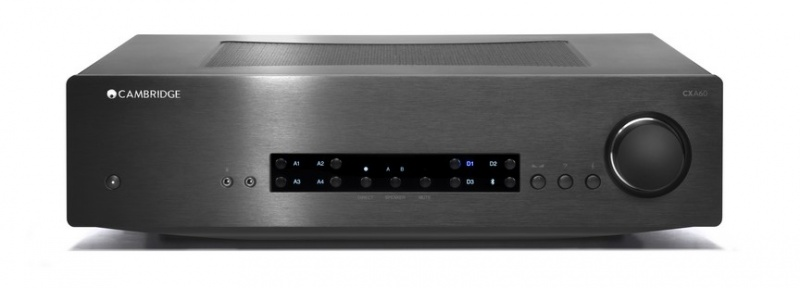 Cambridge Audio CXA 60 - černý - Studio