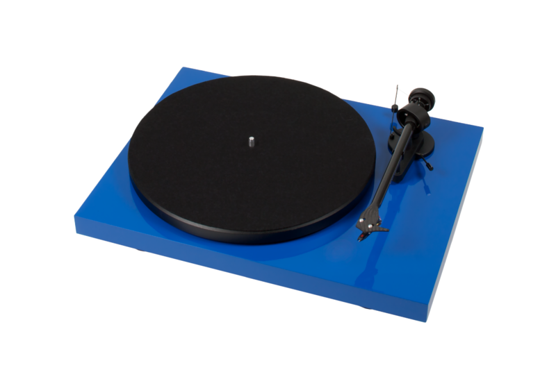 Pro-Ject Debut Carbon Phono USB DC Blue + vložka OM 10