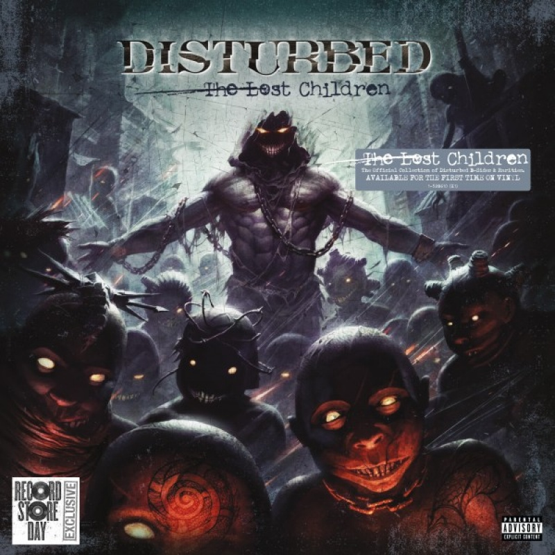 Disturbed - The Lost Children - 2LP