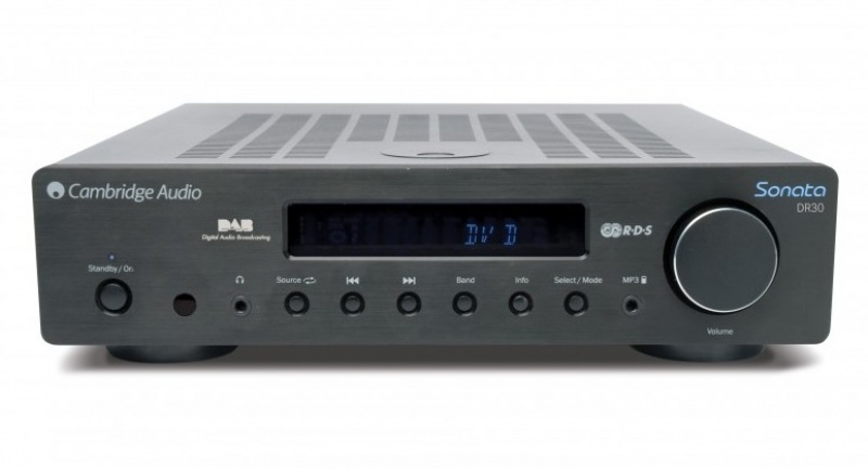 Receiver Cambridge Audio Sonata DR30 - černá