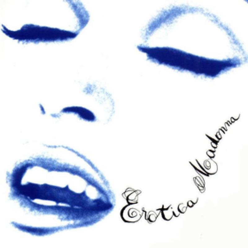 Madonna - Erotica CD