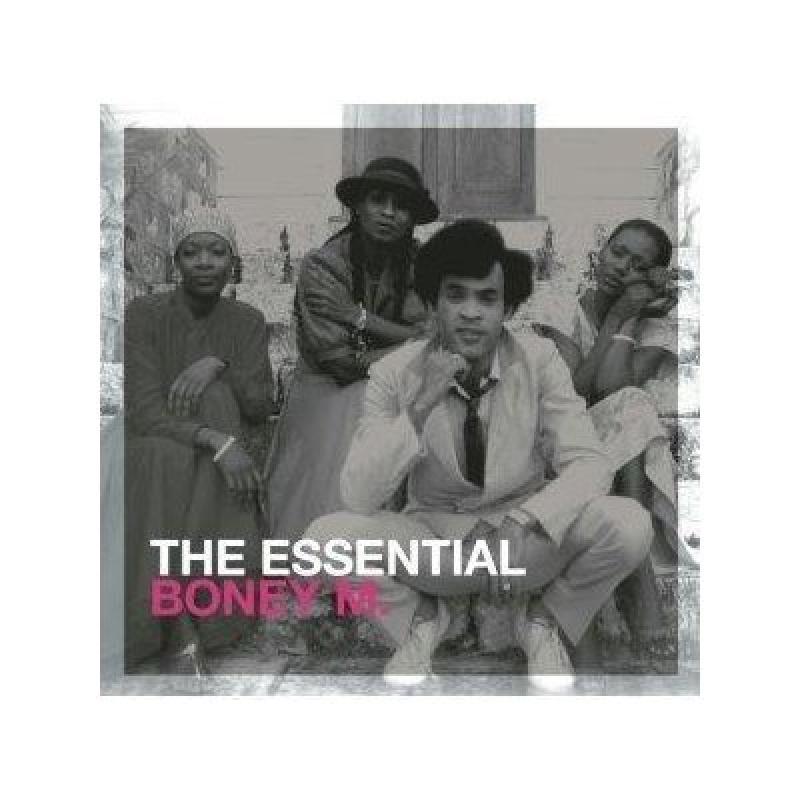 Boney M - The Essential Boney M. 2CD