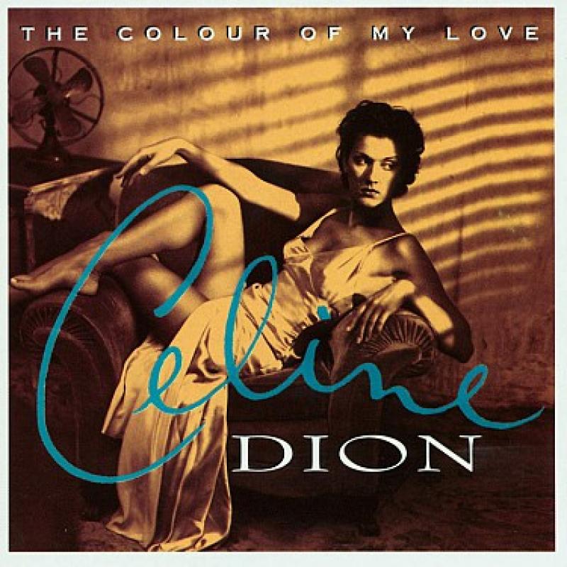 Céline Dion - Colour of My Love 2LP