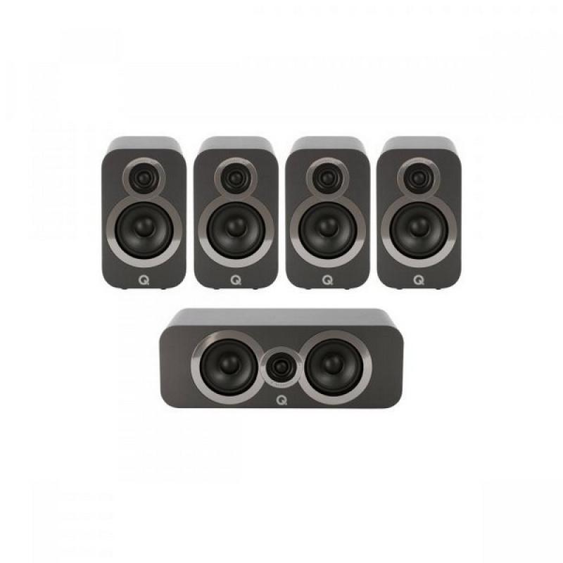 Q Acoustics 3010i 5.0 Graphite Grey