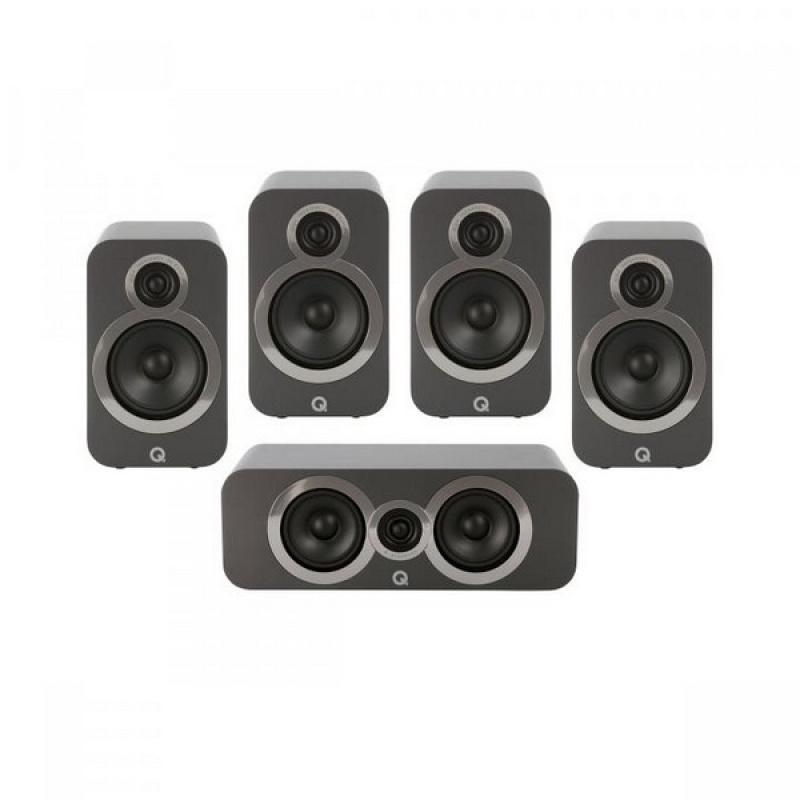Q Acoustics 3020i 5.0 Graphite Grey