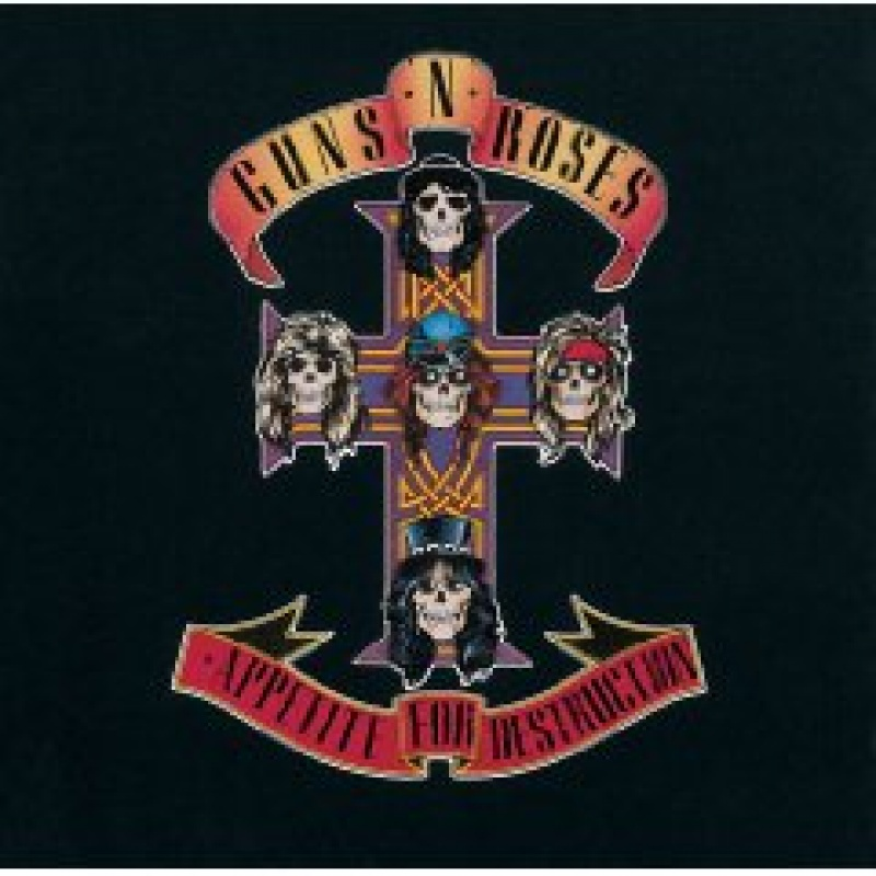GUNS N´ROSES - Appetite for destruction CD