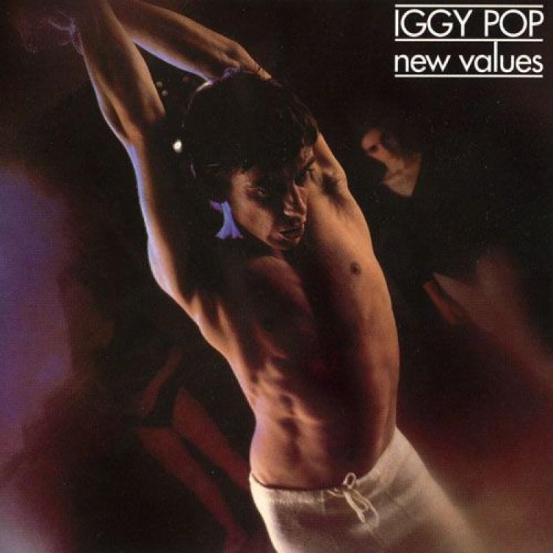 Iggy Pop - New Values LP