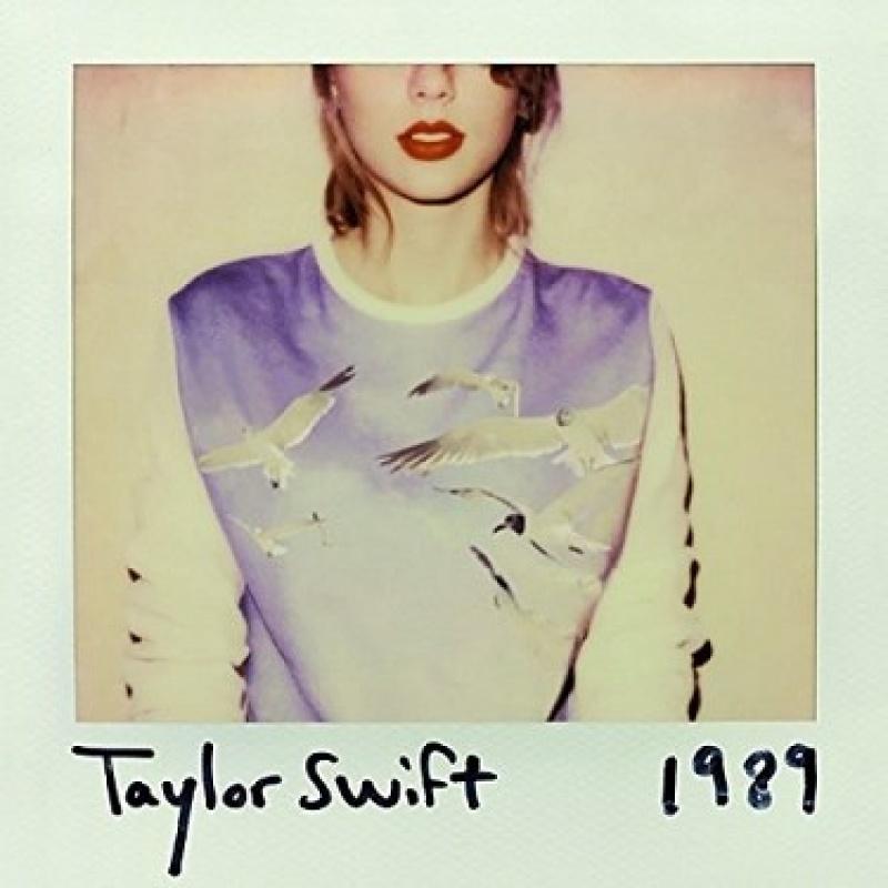 Taylor Swift - 1989 CD