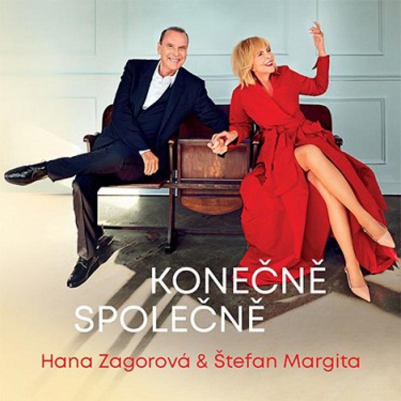Hana Zagorová a Štefan Margita - Konečně společně CD