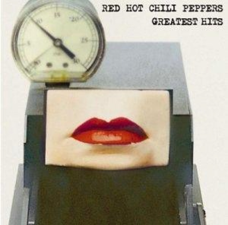 RED HOT CHILI PEPPERS - GREATEST HITS 2LP