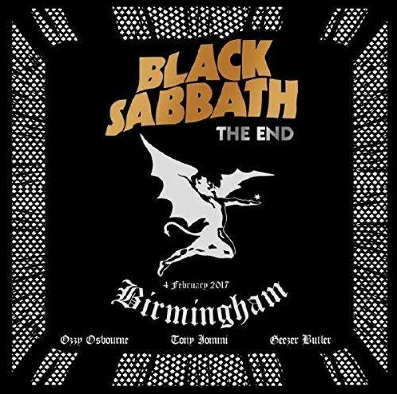 Black Sabbath - The End 3LP