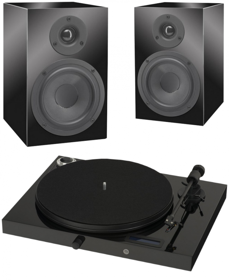 Pro-Ject Juke Box E + Speaker Box 5