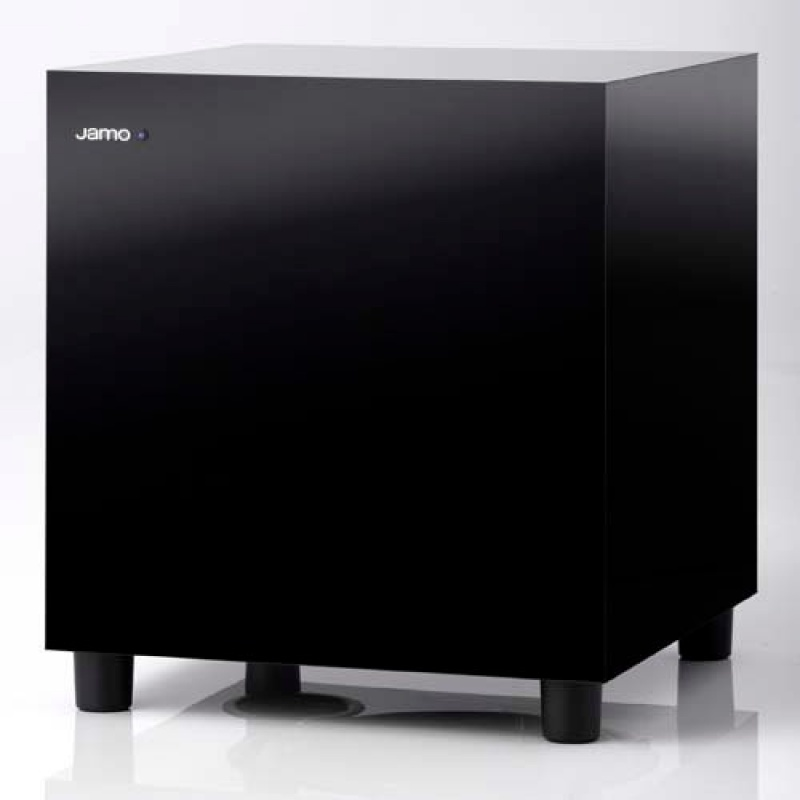 Jamo SUB 210 - High Gloss Black