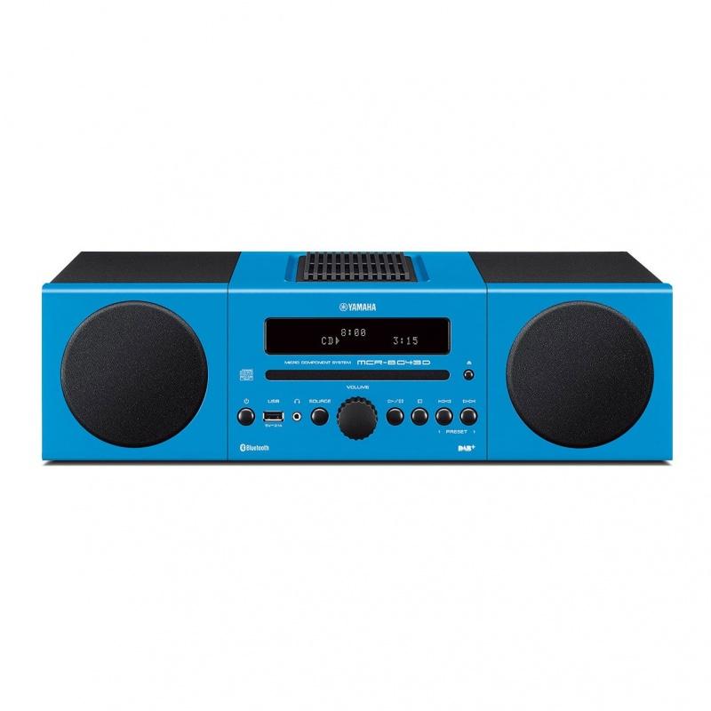 yamaha mcr b043d light blue gramofony. Black Bedroom Furniture Sets. Home Design Ideas