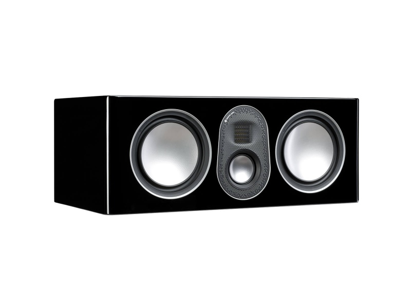 Monitor Audio Gold C250 - Piano Gloss Black