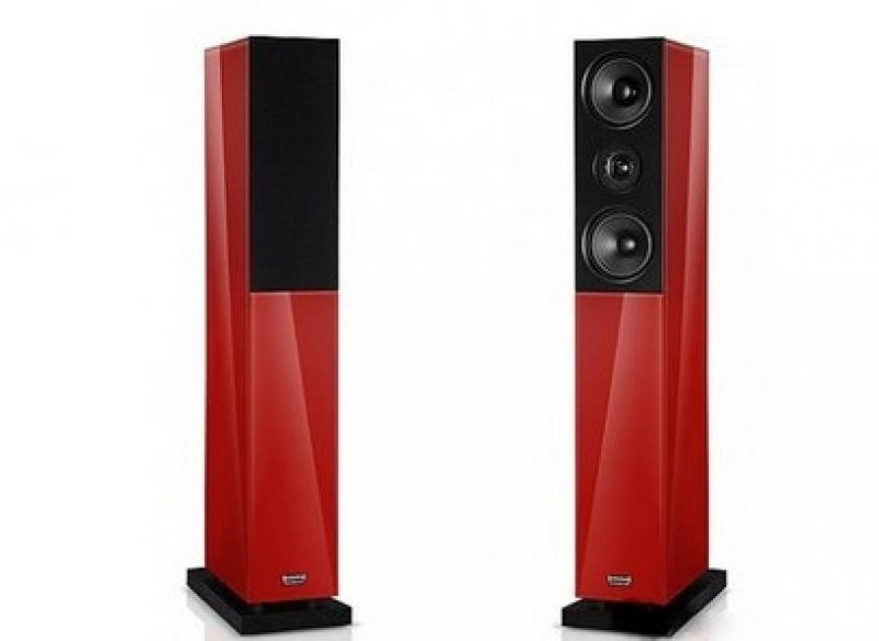 Audio Physic Classic 10 - Maranello Red
