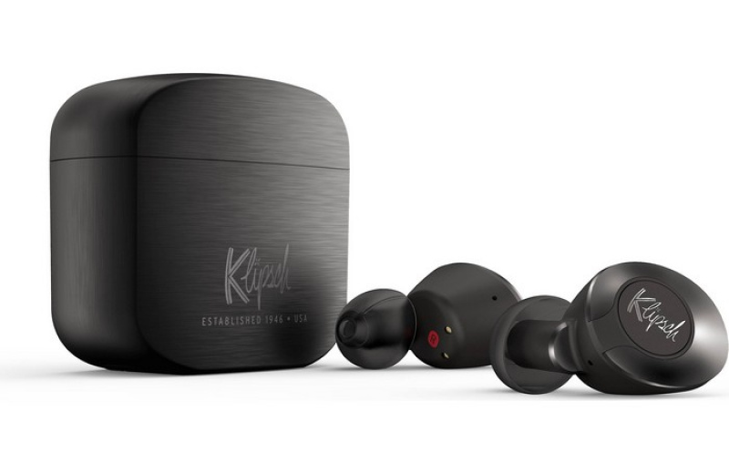 Klipsch T5 II True Wireless Gunmetal